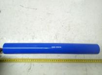 5336-1303010 Патрубок радиатора МАЗ подводящий верхний длинный (синий силикон)