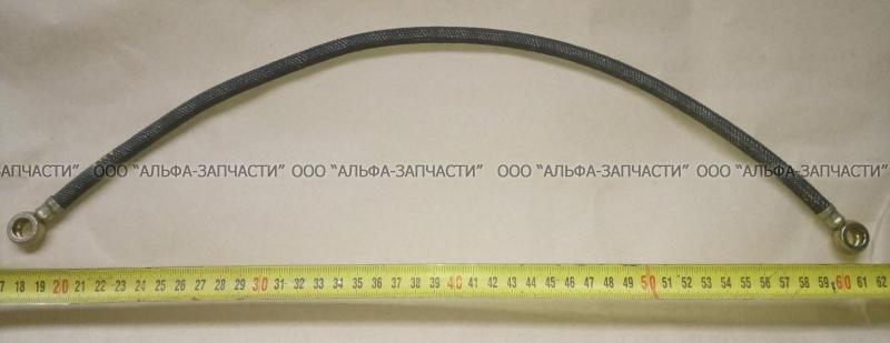 238БМ-1111558 Трубка подвода масла к корректору по наддуву (шланг)
