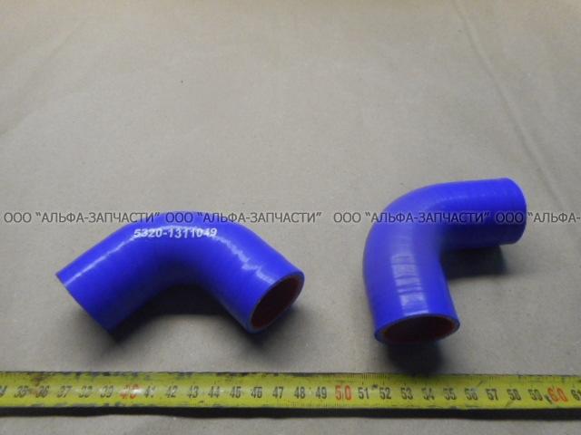 5320-1311049 Рукав бачка расширительного, силикон
