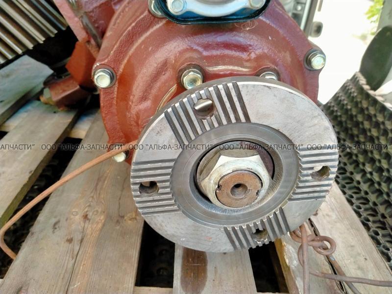 6437-2502010-10 Редуктор среднего моста с демультипликатором ((Z=51, фланец ISO, 4 отв.) завод