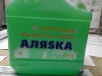 АЛЯSКА (-30С) Жидкость в бачок омывателя АЛЯSКА (-30С) 5л