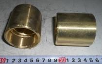 500А-3001016-03 Втулка шкворня верхняя (Н=60мм, бр) НЧ
