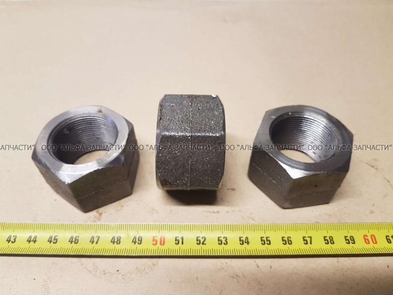 349605-П29 Гайка М33х1,5 пальца реакт.(АЗЧ)