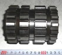 238-1721150 Каретка синхронизатора (НЧ)