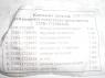 238Н-1723010-В-РК Ремкомплект воздухораспределителя (8 поз., с золотником) Балаково