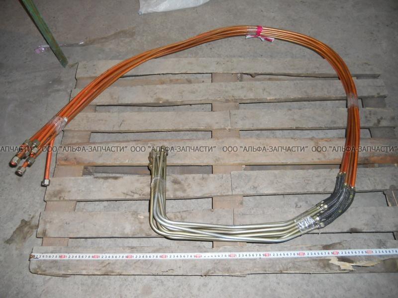 64229-1104586 Трубка топливная на бак (НЧ)