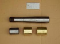 500А-3001018 СБ Шкворень поворотного кулака со втулками (ПУ)