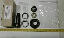 6422-3003056-РК П Ремкомплект наконечника рулевого МАЗ, КрАЗ 6 поз.(палец,сухари,пружина,гайка,пыльн