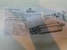 220В-8600015 РК Ремкомплект цилиндров ОМ в сборе с насосом (на 2 цилиндра и насос)