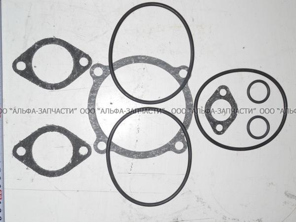 7511-1013001-12 Ремкомплект теплообменника 7511-1013600 (круглого) (5 поз.)