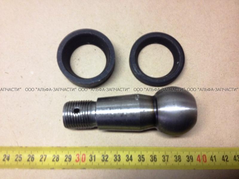 6422-3003056-РК М Ремкомплект наконечника рулевого КрАЗ, МАЗ  (палец,сухари) АЗЧ