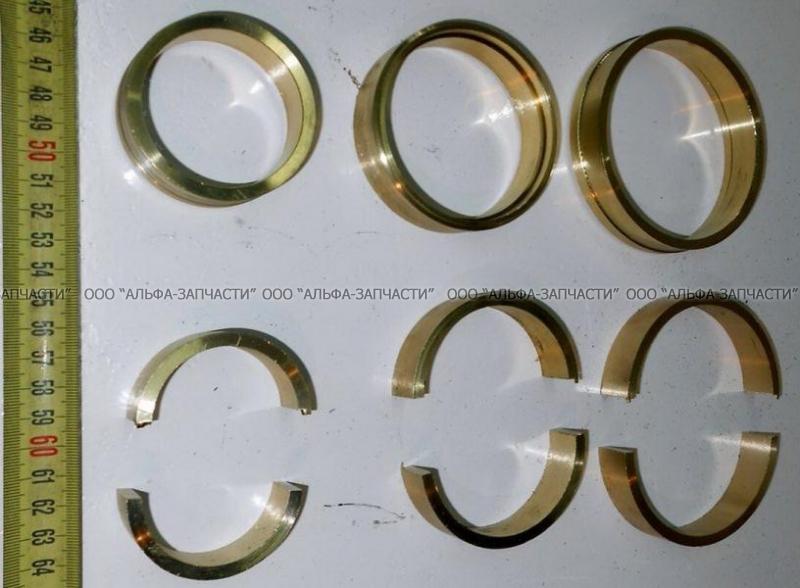 5511-8603010-РК Ремкомплект направляющих гидроцилиндра н/о (толстые) бронза