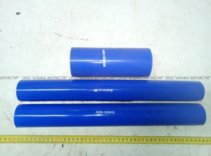 6422-1303010 Комплект патрубков радиатора СуперМАЗ (3 шт.) силикон