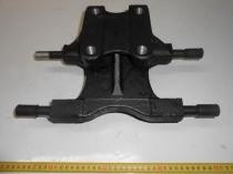 5320-2919088-30 Кронштейн верхней реактивной штанги КамАЗ (Евро-1, 2)