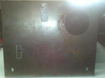 64431-1201010 Глушитель КрАЗ (квадратный)