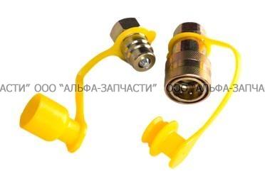 БРС-64 Соединение быстроразъемное М22х1,5-желтый