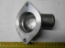 130-1303014-Б2 Патрубок термостата ЗИЛ-130  верхний металлический