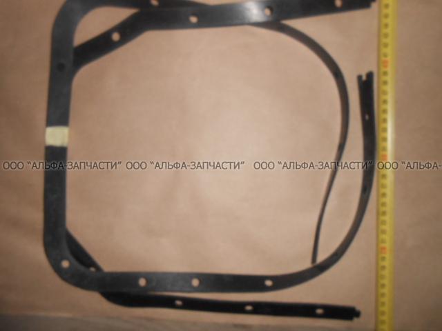 740-1009040-10 Прокладка картера масляного ЗИЛ 133, УРАЛ
