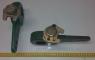 2393-948 Рычаг тормозной автоматический ( прямая мелкий шлиц) din 5482